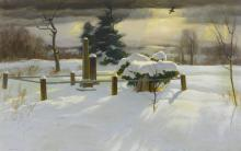 HARRY LEITH-ROSS | Soldier's Grave