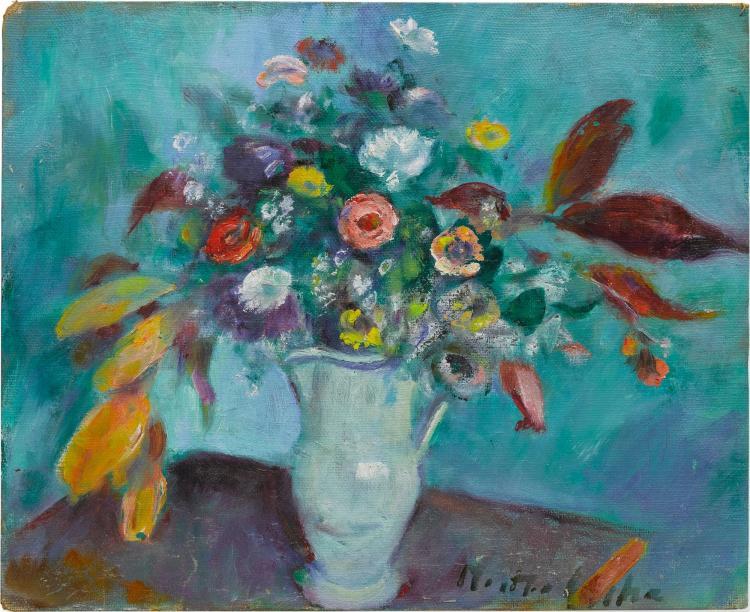 MARTHA WALTER | Summer Bouquet