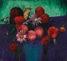 Mark Gertler Paintings for Sale | Mark Gertler Art Value Price Guide