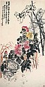 WU CHANGSHUO 1844-1927, Changshi Wu, Click for value