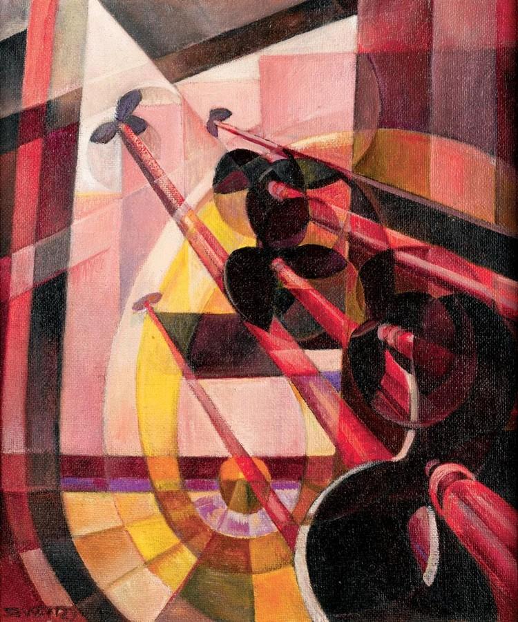 MARY SWANZY, H.R.H.A. 1882-1978