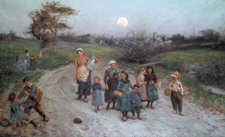 William John Hennessy Artwork For Sale At Online Auction