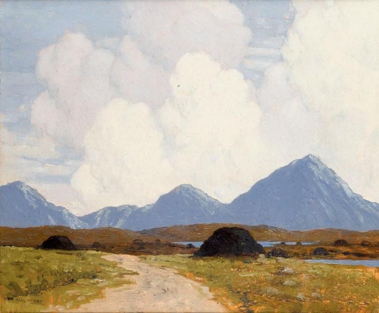 f - PAUL HENRY, R.H.A., R.U.A. 1876-1958