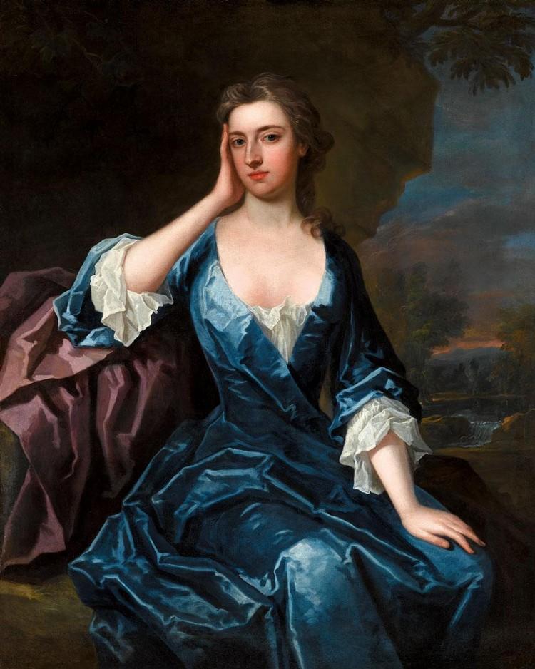 CHARLES JERVAS 1675-1739