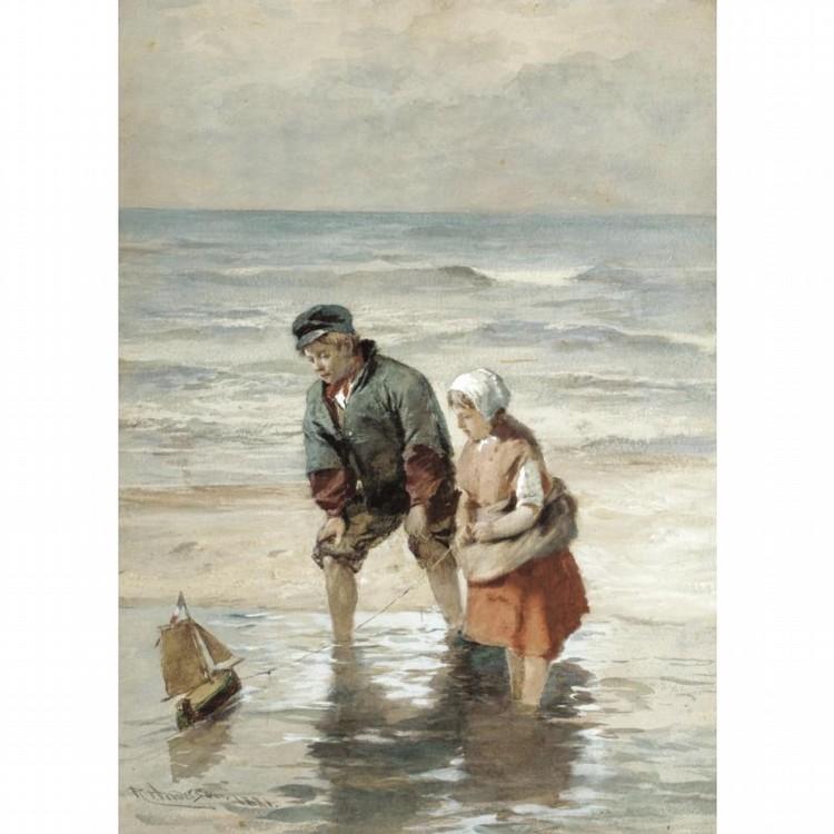 ROBERT ANDERSON, 1842-1885
