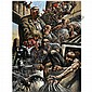 - Peter Howson , b. 1958 hope and sufferance oil on canvas   , Peter  Howson, Click for value