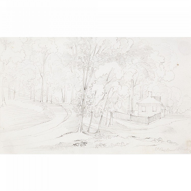 ATTRIBUTED TO JAMES PATTISON COCKBURN 1779 - 1847