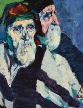 ALFRED AARON WOLMARK | Men of Old