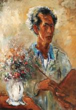 REUVEN RUBIN | Self-Portrait
