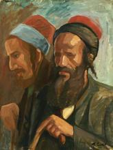 MOSHE ELAZAR CASTEL | Two Jews