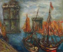 ISSACHAR RYBACK | Port de La Rochelle