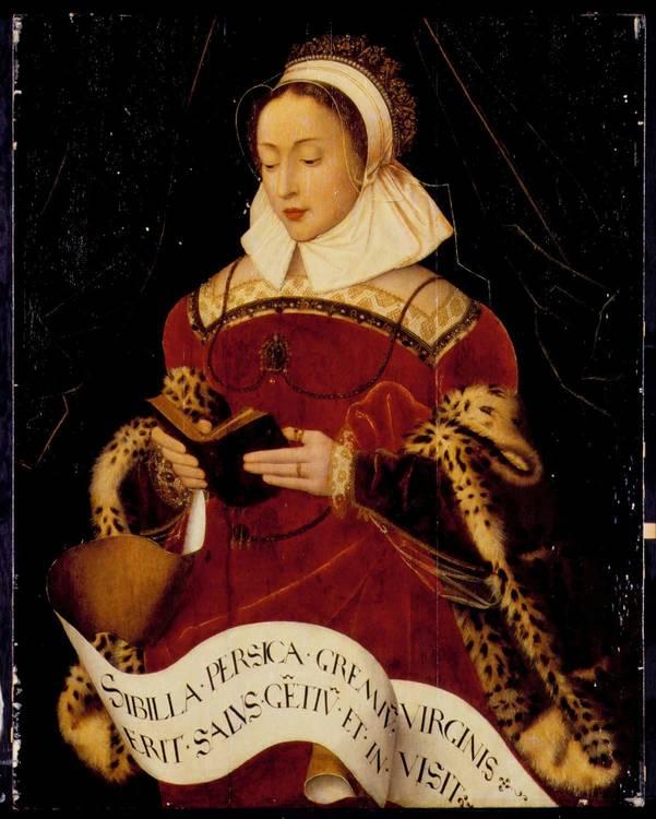 *AMBROSIUS BENSON (ACTIVE CIRCA 1519-1550)
