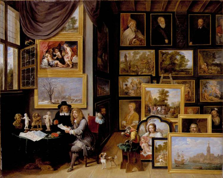*DAVID TENIERS, THE YOUNGER (1610-1690)