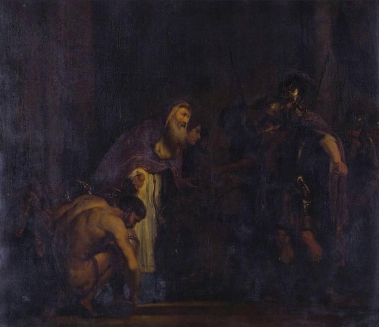 *GERBRAND VAN DEN EECKHOUT (1621-1674)