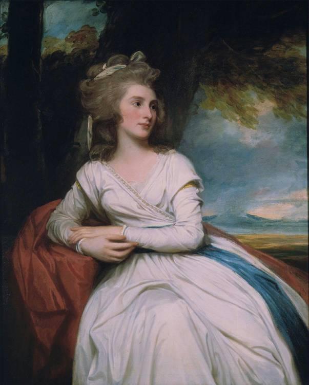 *GEORGE ROMNEY (1734-1802)