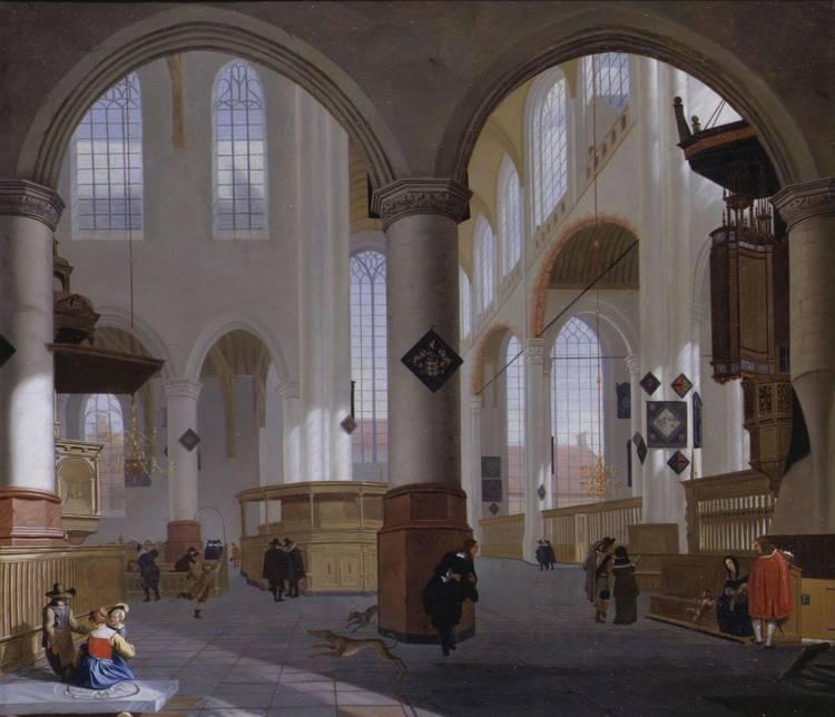 *CORNELIS DE MAN (1621-1706)