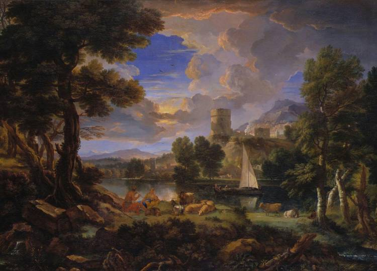 *PIETER MULIER, CALLED TEMPESTA (1637-1701)