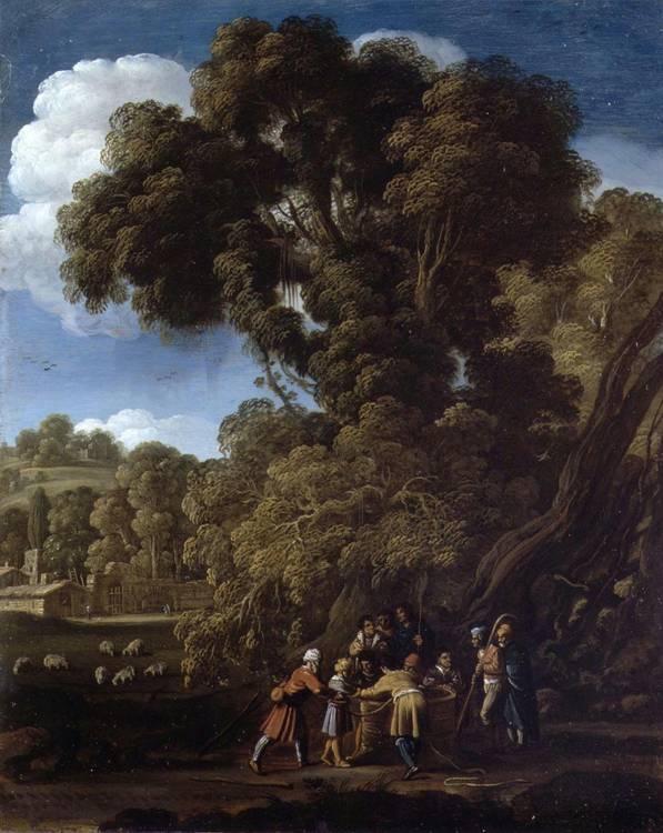 *JACOB PYNAS (CIRCA 1585-CIRCA 1656)
