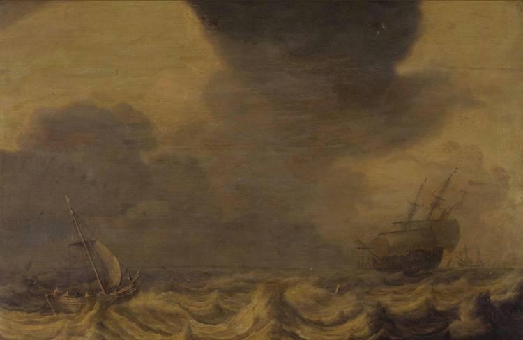 *PIETER MULIER, THE ELDER (CIRCA 1615-1670)