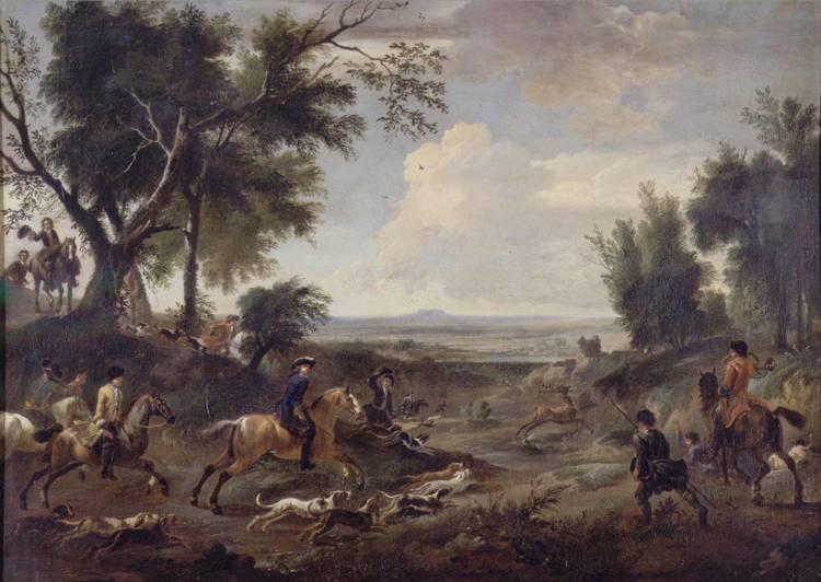 *JAN WYCK (1652-1700)