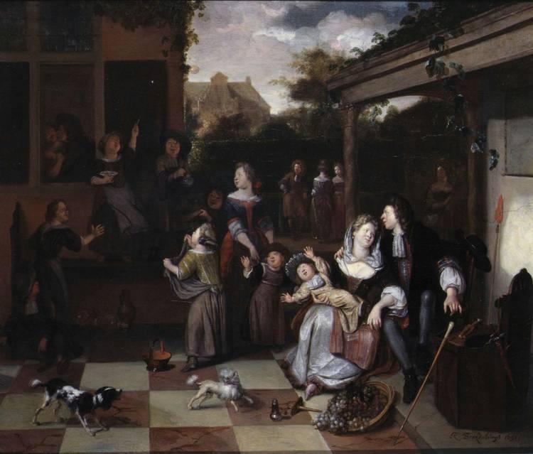 *RICHARD BRAKENBURG (1650-1702)