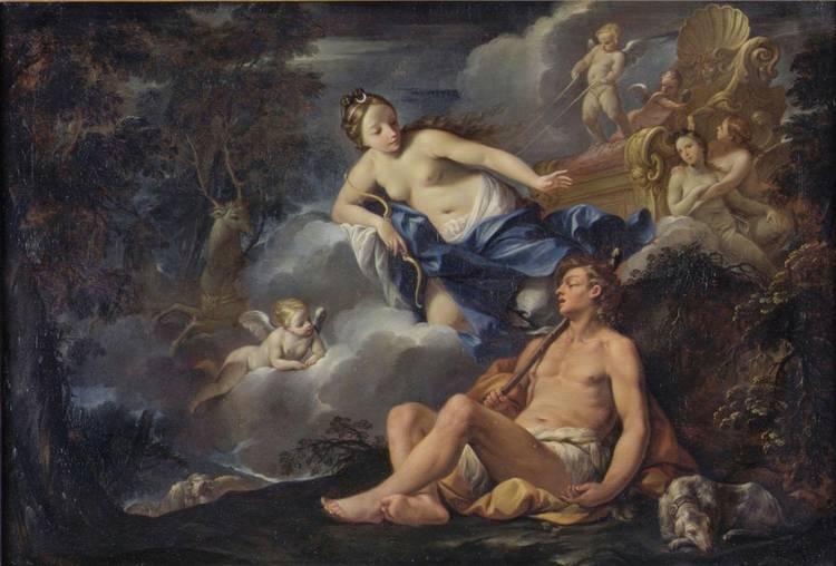 *GIOVANNI GIOSEFFO DAL SOLE (1654-1719)