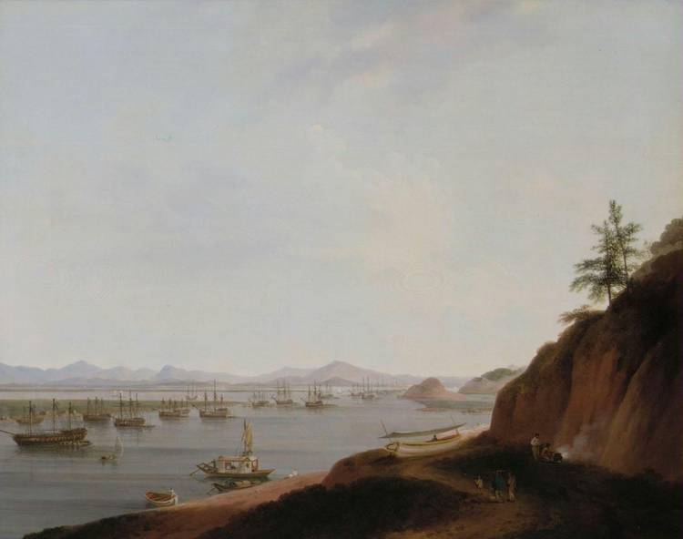*THOMAS DANIELL (1749-1840)