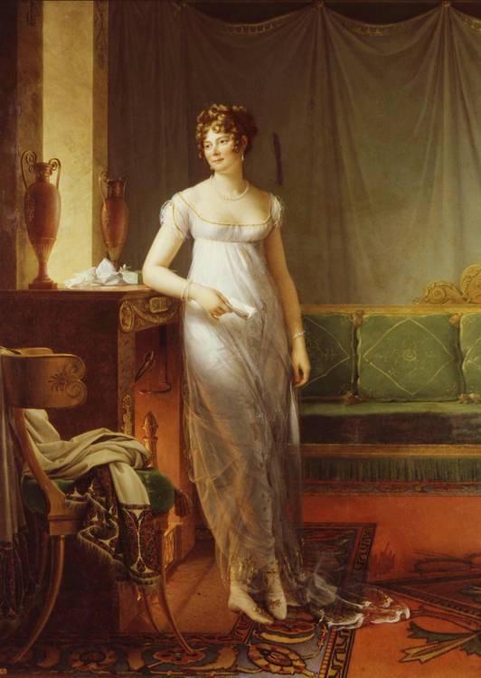 *FRANCOIS-PASCAL-SIMON, BARON GERARD (1770-1837)