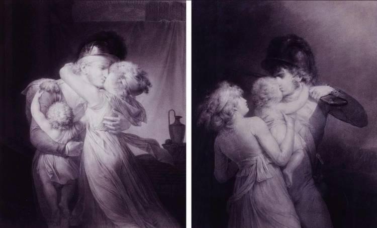 *JEAN-BAPTISTE ISABEY (1767-1855)