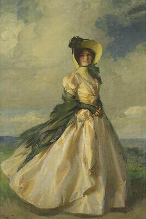 3 - LOUIS BETTS 1873-1961 ELIZABETH BETTS OF WORTHAM