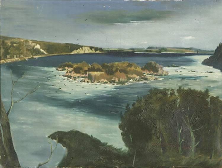 3 - VAUGHN FLANNERY 1898-1955 SWAN ISLAND, MARYLAND