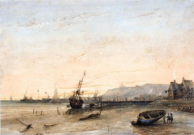 WILLIAM WYLD 1806-1889