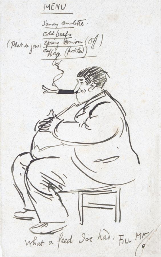 SIR BERNARD J.PARTRIDGE 1861-1945