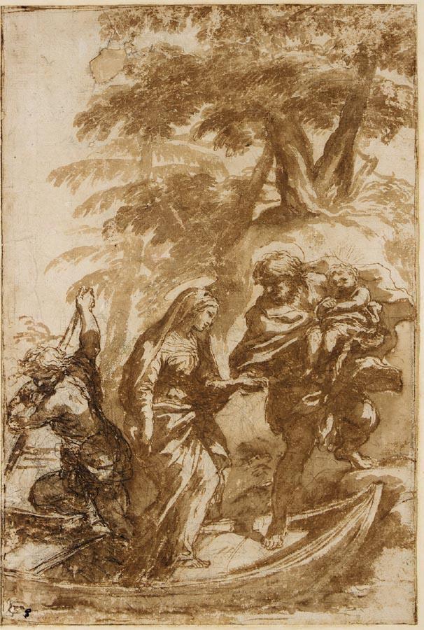 CIRO FERRI ROME 1633 - 1689
