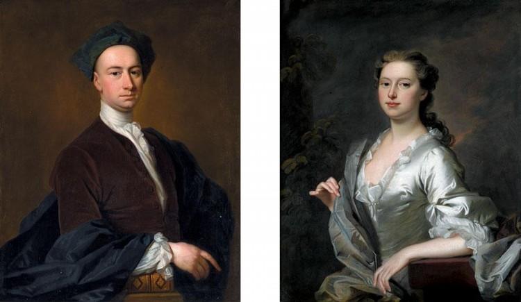 JONATHAN RICHARDSON SR. C.1665-1745