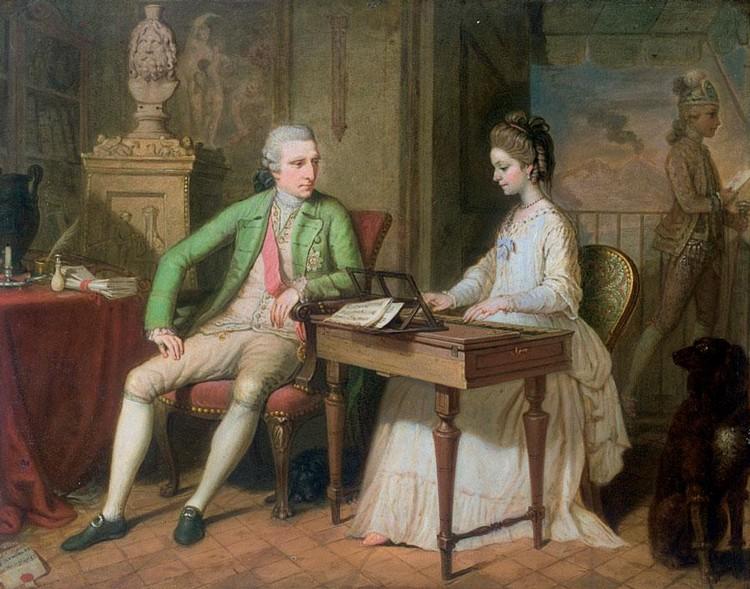 DAVID ALLAN 1744 - 1796