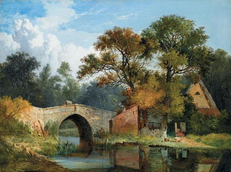 c - JOHN BERNEY LADBROOKE 1803-1879