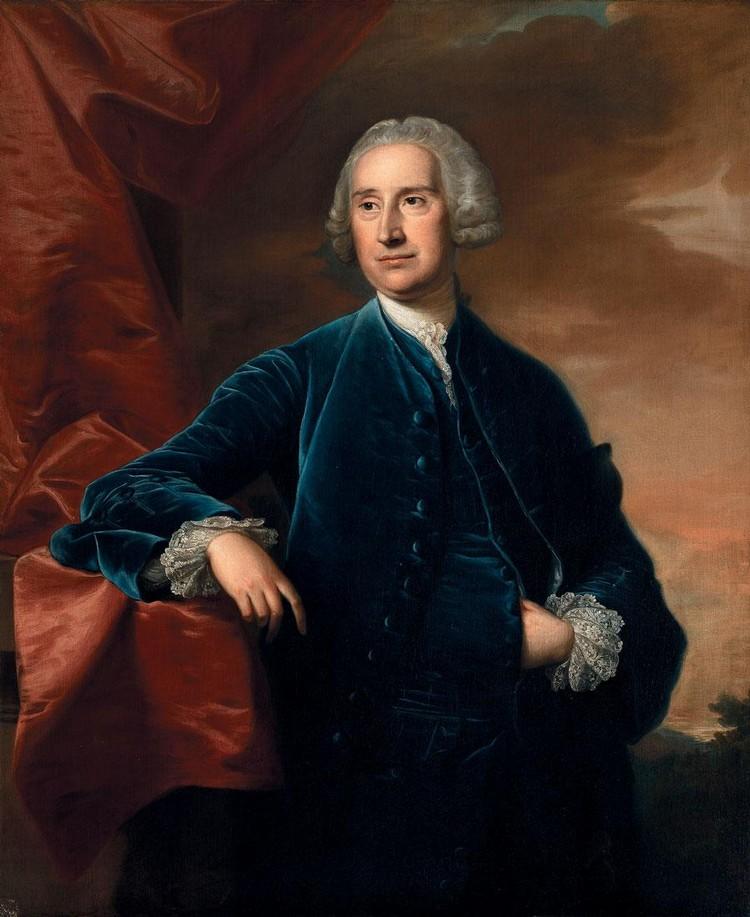 FRANCIS COTES R.A. 1726-1770