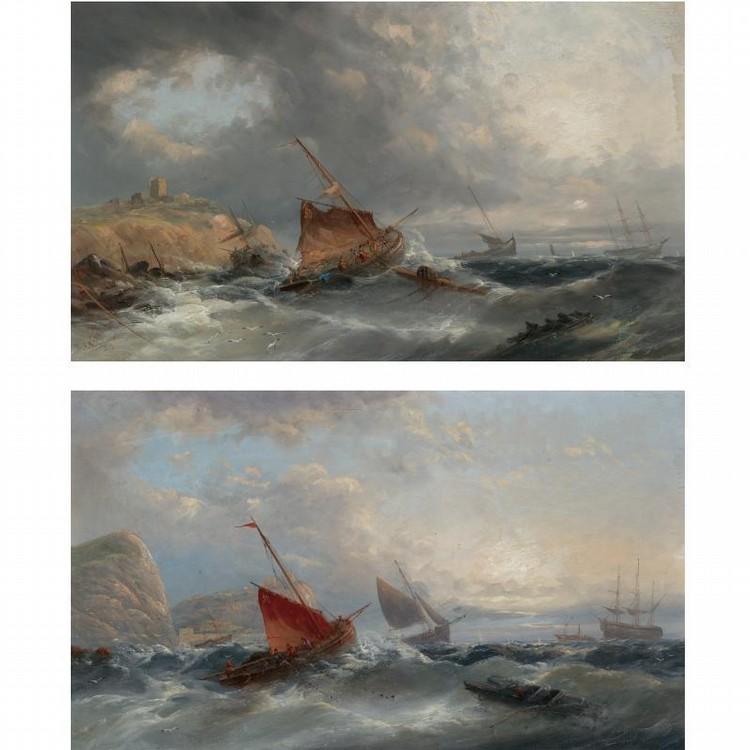 WILLIAM HENRY WILLIAMSON 1820-1883