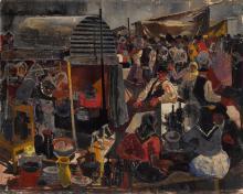 VILMOS ABA-NOVÁK   At the Market