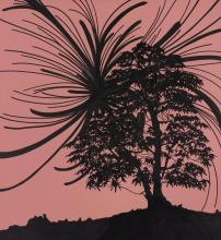 YEHUDIT SASPORTAS | Exploding Tree (from By the River)