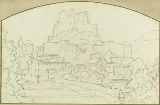 *FRANÇOIS-EDOUARD BERTIN (FRENCH, 1797-1871)