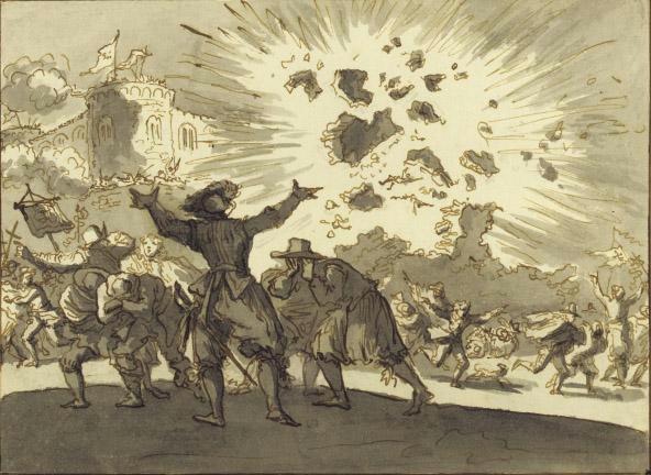 *JAN LUYKEN (DUTCH, 1649-1712)