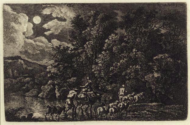 FERDINAND MANNHEIM KOBELL (GERMAN, 1747-1799)