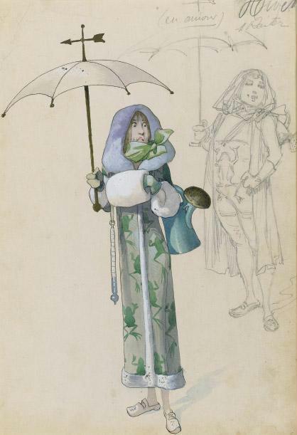 *ALFRED CHOUBRAC (FRENCH, 1853-1902)