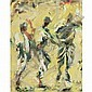 ELAINE DE KOONING 1919-1989 BASEBALL, Elaine DeKooning, Click for value