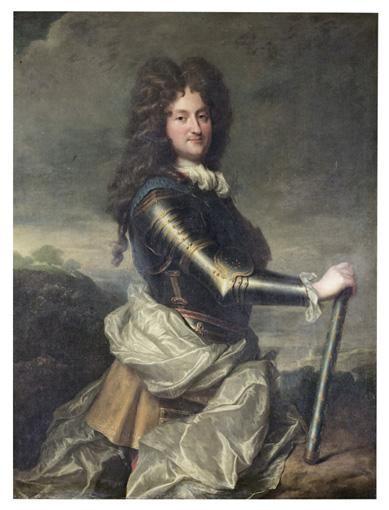 ATTRIBUÉ À JEAN-BAPTISTE SANTERRE MAGNY-EN-VEXIN, VAL-D'OISE 1651 - 1717 PARIS