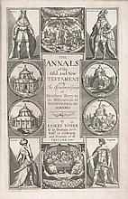 USSHER, JAMES. THE ANNALS OF THE WORLD. DEDUCED FROM THE ORIGIN OF TIME. LONDON, 1658