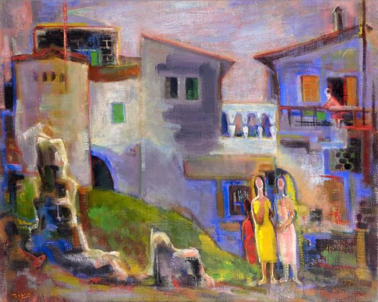 ELIAHU SIGARD, 1901-1975