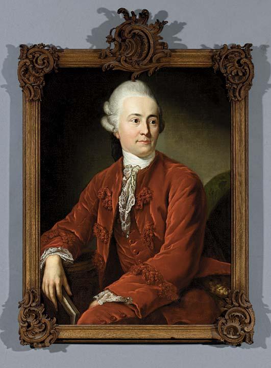 ANTON GRAFF, WINTERTHUR 1736 - 1813 DRESDEN